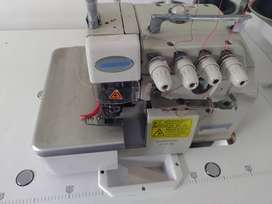 Maquina de coser fileteadora