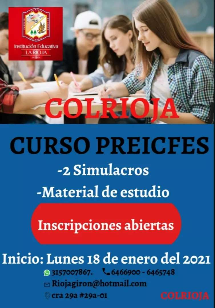 CURSO PREICFES 0