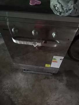 Vendo cacina a inducción con horno
