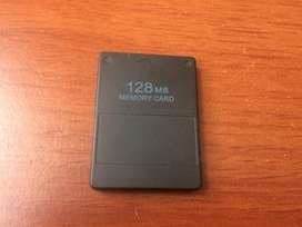 Memory card 128 mb PS2