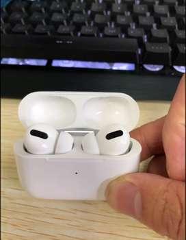 Audifonos Airpods pro Apple carga (inalámbrica)