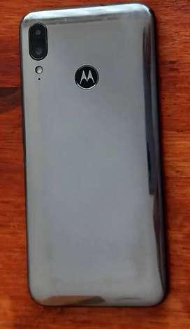 Motorola E6 Plus edición especial