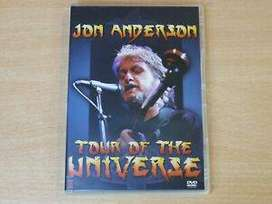 Jon Anderson - Tour Of The Universe (dvd)