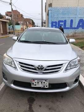 Toyota Corolla XLI Año 2010-2011
