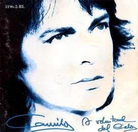 A Voluntad Del Cielo, CAMILO SESTO, Original CD