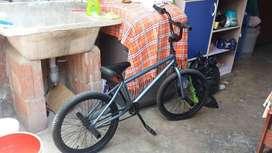 bicicleta acrobatica