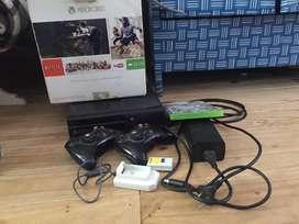 Xbox 360 e Permuto Por Casi Todo
