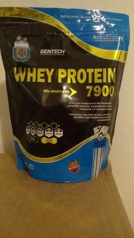Proteina gentech