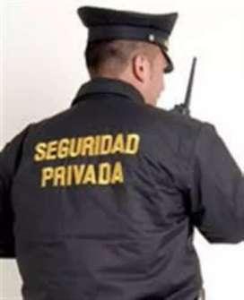 OPCIÓN LABORAL EN SEGURIDAD PRIVADA