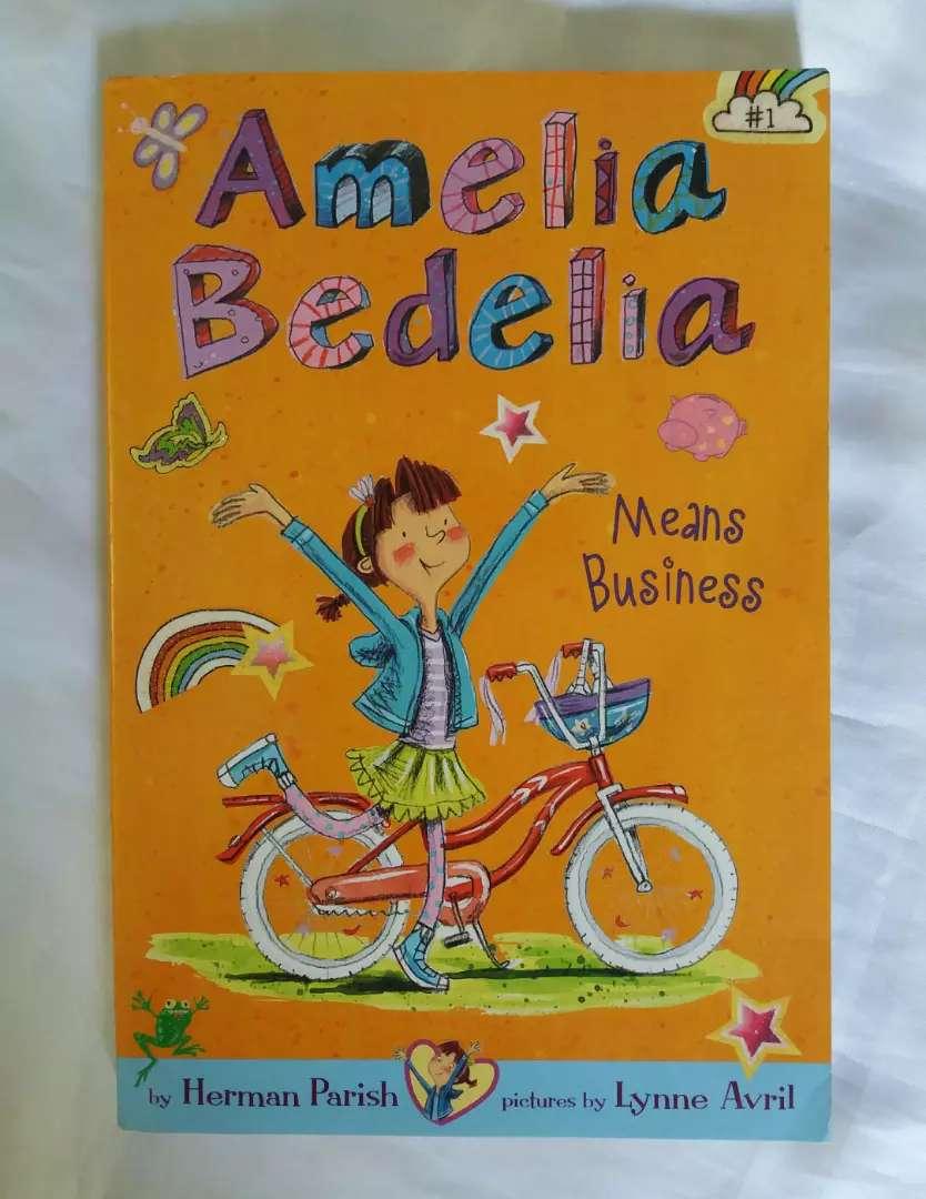Amelia bedelia means business libro en ingles 0