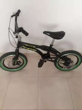 Bicicleta niño marca GW