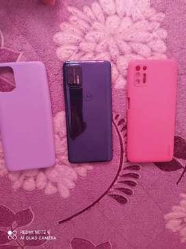 Motorola G9 Plus en perfectas condiciones.