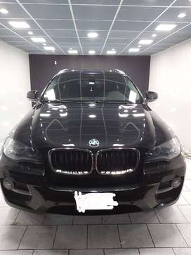 BMW X6 3.5 turbo