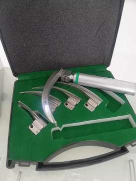 Laringoscopio luz led