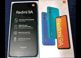 Redmi 9A totalmente nuevo en caja sellada nunca lo use