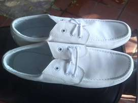 zapato para enfermera o auxiliar de enfermeria