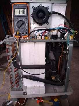 Reparación de aire acondicionado domesticos