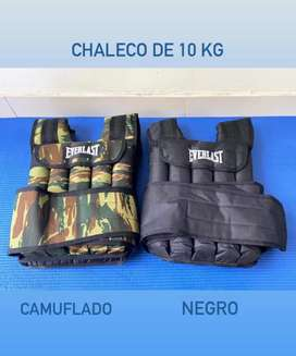 Chaleco 10 kg