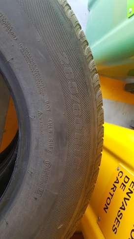 Vendo 4 Cubiertas Michelin R 18
