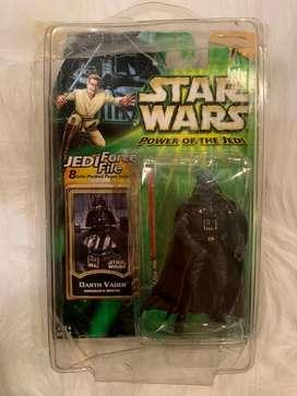Muñecos coleccion originales star wars