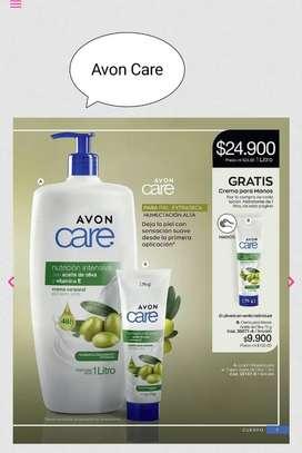 Avon Care cremas