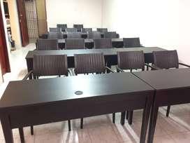 Alquila aula/salón para talleres/reuniones/clases/eventoss