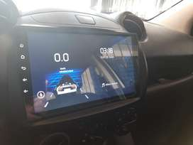 Radio pantalla android mazda 2