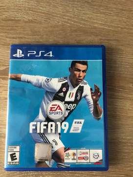 Fifa 2019 Ps4 original