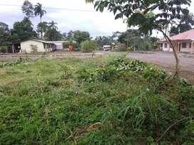Se vende un terreno central en Huamboya