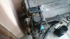 Vendo motor alfa Romeo dado de baja