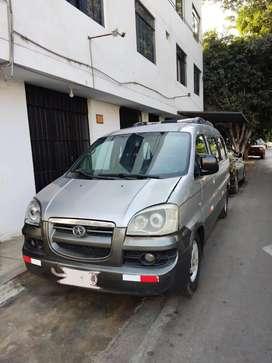 Vendo Minivan Jac Refine