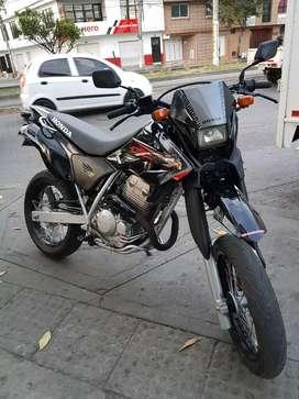 Honda xr tornado 250 modelo 2008 papeles nuevos
