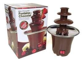 Fuente De Chocolate Fondue Fountain 3 Niveles + Obsequio