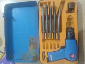 Vendo kit de martillo percutor de neumático