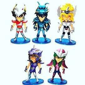 Figuras Caballeros del Zodiaco Nuevo