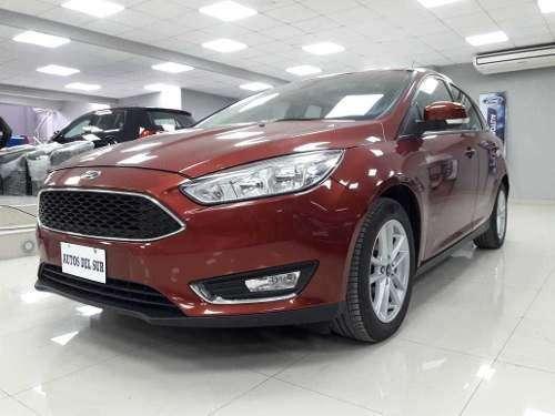 Ford Focus 2.0l Se Mt N 5p 2017 0