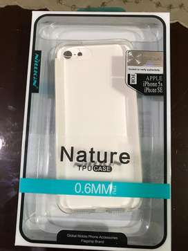 Case Forro Protector iPhone 5S SE