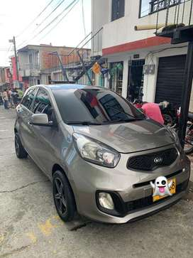 Kia picanto 1250 mod 2015