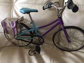 Bicicleta american girl