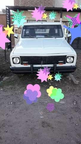 Camioneta impecable