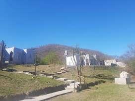 vendo proyecto turistico a metros de la virgen del cerro $10.000.000