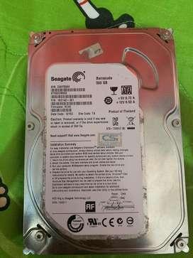 Disco duro pc escritorio 500gb