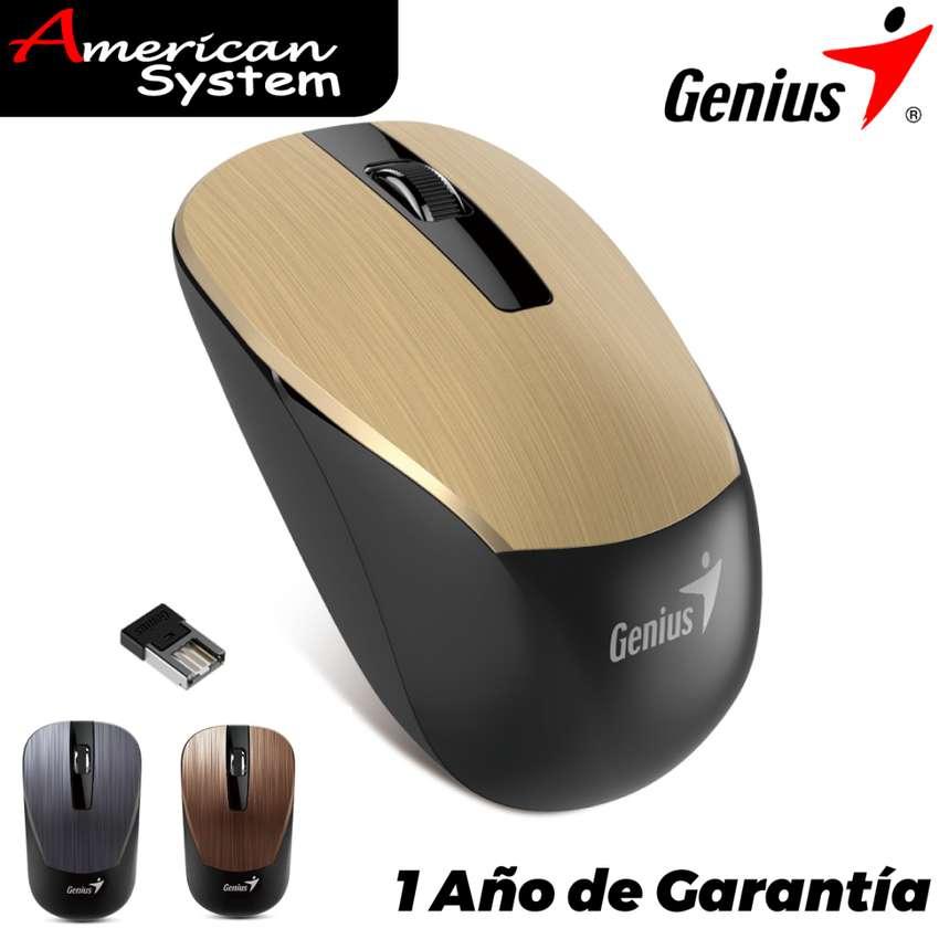Mouse Genius Inalámbrico NX-7015 0