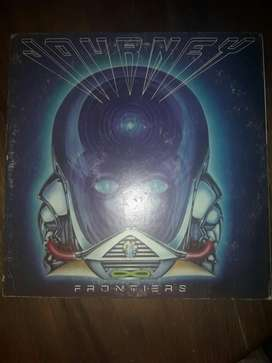 Disco Lp Journey Frontiers