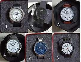 Lote de relojes de hombre