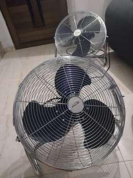 Vendo ventiladores marca kalley casi nuevos cada uno