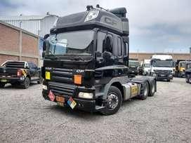 Camión tracto remolcador DAF 6x4 2012