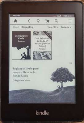 Kindle peperwhite