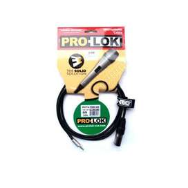 CABLE PCP-6-TMM-XM 1.8MT 3.5MMXLR PROLOK