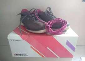 Vendo zapatos de seguridad funcional